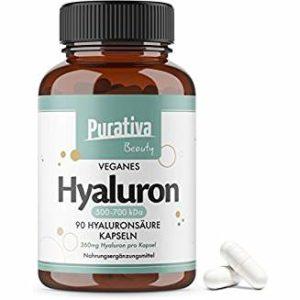 Helfen Hyaluronsäure Kapseln gegen Falten