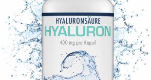 Wie viel mg Hyaluronsäure pro Tag